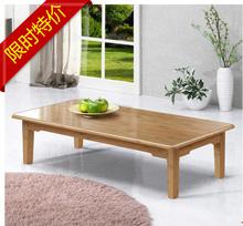Бамбук таблица печка на стол дерево печка несколько кровать стол эркер стол небольшой стол татами стол кофейный столик короткая стол