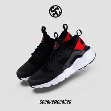 Nike Nike Air Huarache Ultra цветущий сорняки юноши и девушки обувной пробег обувной 847569-008/009