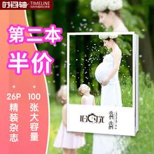 Время ось журнал альбомы производство ребенок ребенок фото книга сделанный на заказ diy фото тень коллекция полный промышленность годовщина книга
