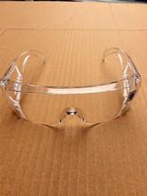Белый анти - атака очки очки противо летать всплеск вещь для предотвращения ветровой пыль труд страхование очки коробка 10 вице-пакет почта