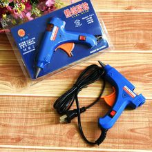 S термоплавкий клеевой пистолет практический стекло кремний статья горячей растворить клей-карандаш мини клеевой пистолет ручной работы diy инструмент пакет почта