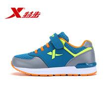 Xtep обувь мальчиков обувь casual в больших детей легкий скольжение обувной пригодный для носки зимний осенний новинка воздухопроницаемый спортивной обуви сын