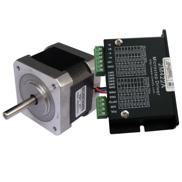 42 Stepper Motor 47 Long + Drive Combination 42 Motor + Drive Save 10 RMB