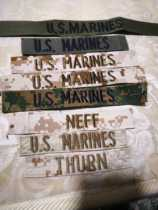 United States Army version of the original public issued USMC Marine Corps Army species OG green sand number number of names