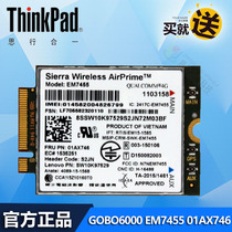 Thinkpad GOBI6000 EM7455 X1 X260 270 4G Internet access module 01AX746