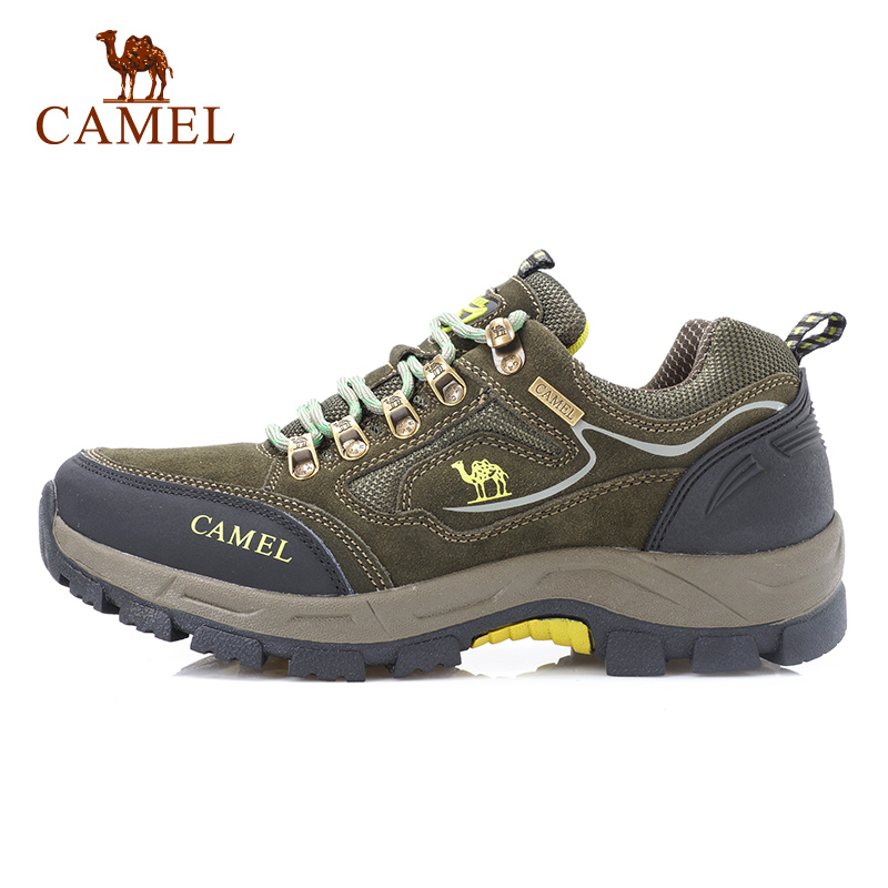 [The goods stop production and no stock]CANTORP&CAMEL camel outdoor hiking shoes Hiking shoes off-road sports shoes