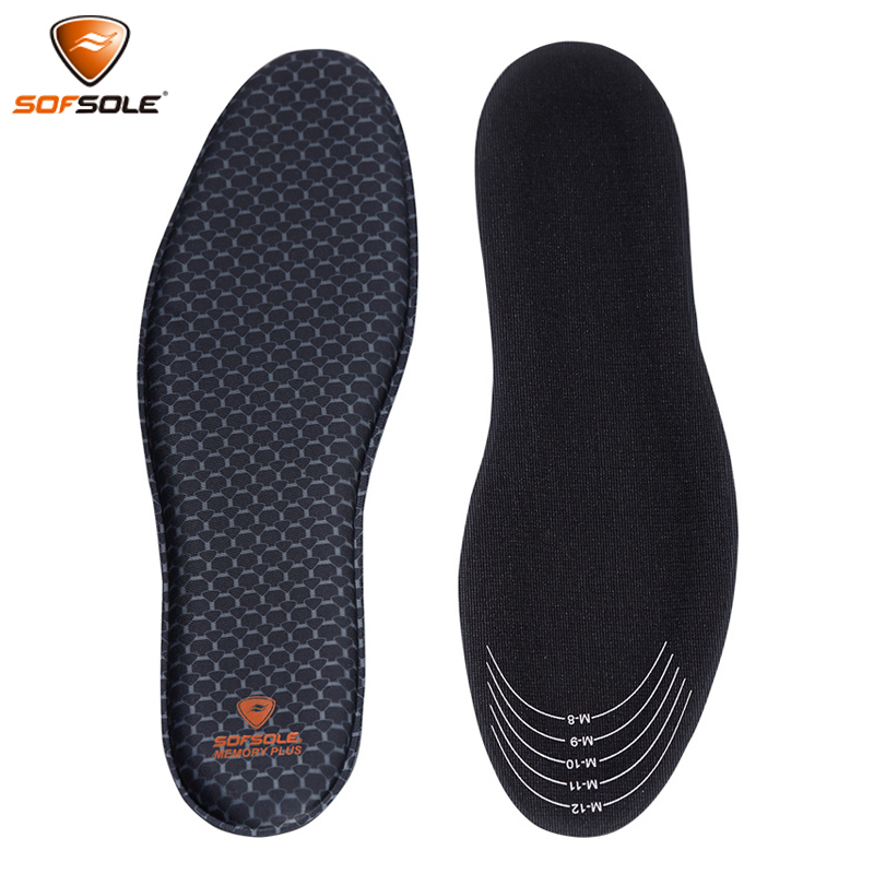 SOFSOLE Shu foot speed music 2017 new MEMORYPLUS foot protection cushion sports insole 51033013200