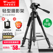 Weifeng 3520 SLR camera photography tripod three portable micro single tripod mobile phone self live support