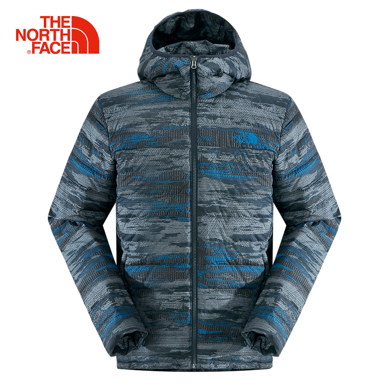 The North Face North 16 Autumn and Winter New Men's Comfortable and Heating Packagable Down Jacket 2XXI
