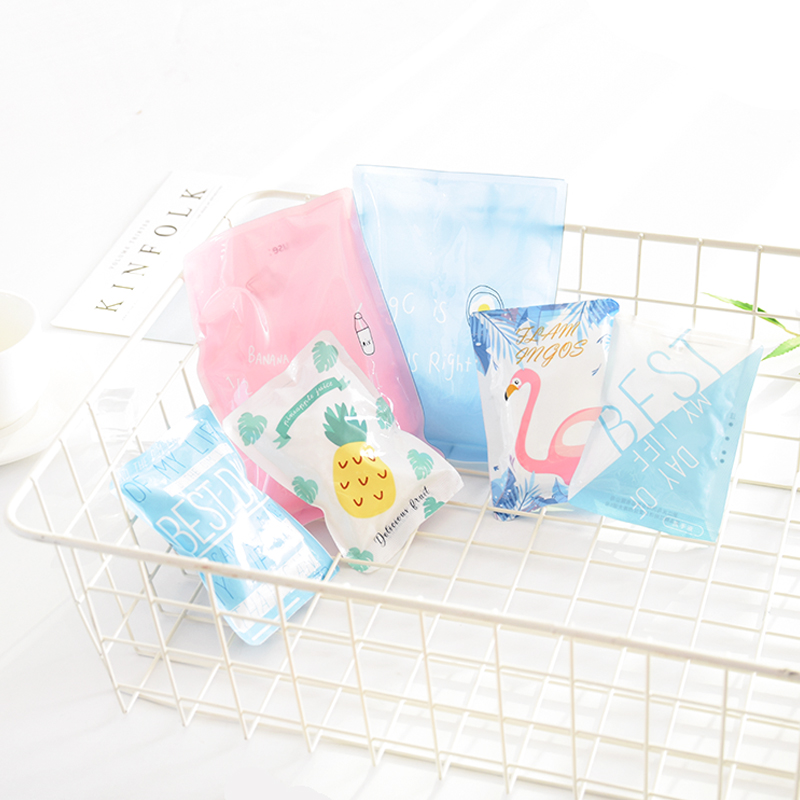 Lovely Creative Korean Cartoon Ice Bag for Cooling in Summer