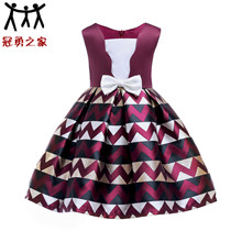 Children's dresses Summer baby girls dress for kids clothes