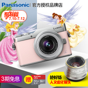 Panasonic Panasonic Цифровая фотокамера DC-GF9KGK Beauty 4K HD Selfie artifact Micro single power gf9