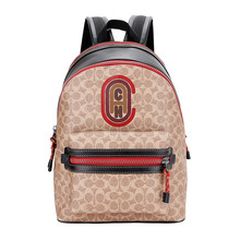 Coach / coach Shunfeng men's counter backpack 89090 Wangfujing