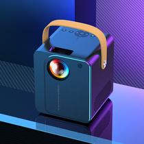 2020新款手机投影仪家用办公超清1080P智能一体wifi无线微小型投影机可携式家庭影院宿舍卧室墙上投无萤幕电视