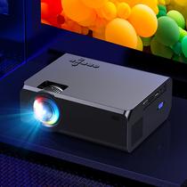 Мобильный проектор дома портативный офис стены фильм Все беспроводные мини-микро-проектор Ultra HD 4K умный домашний кинотеатр ТВ студент общежития стены стены