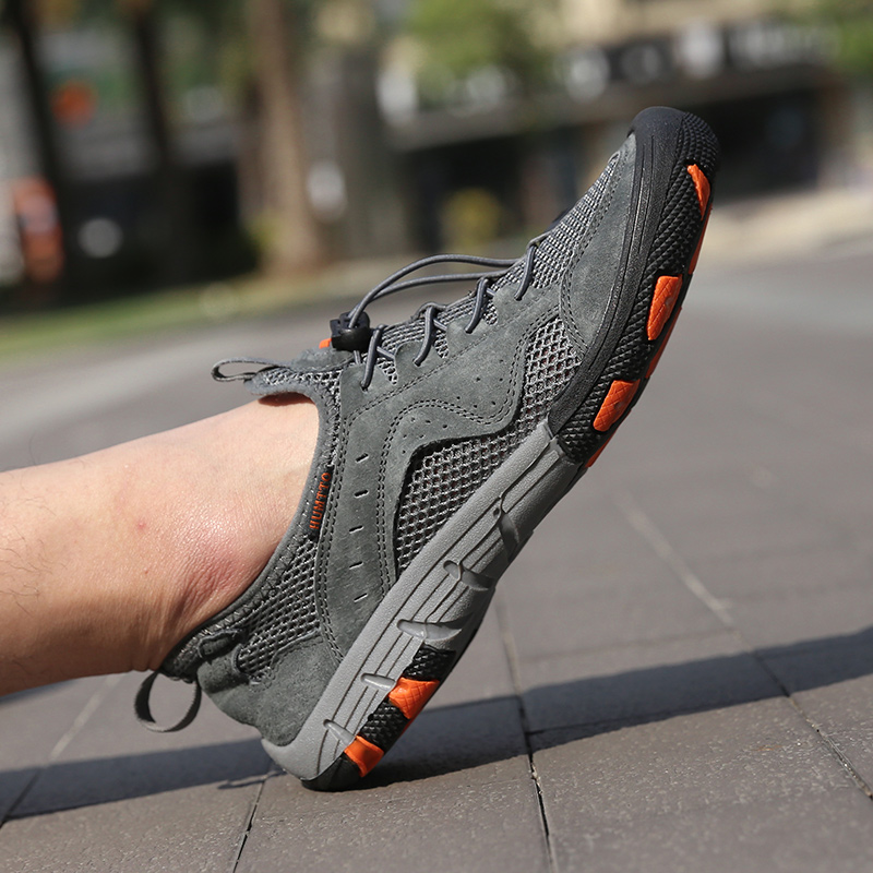 Humvee summer wading shoes mens fast dry amphibious track shoes outdoor fast dry shoes water amphibious shoes fishing anti-slip shoes
