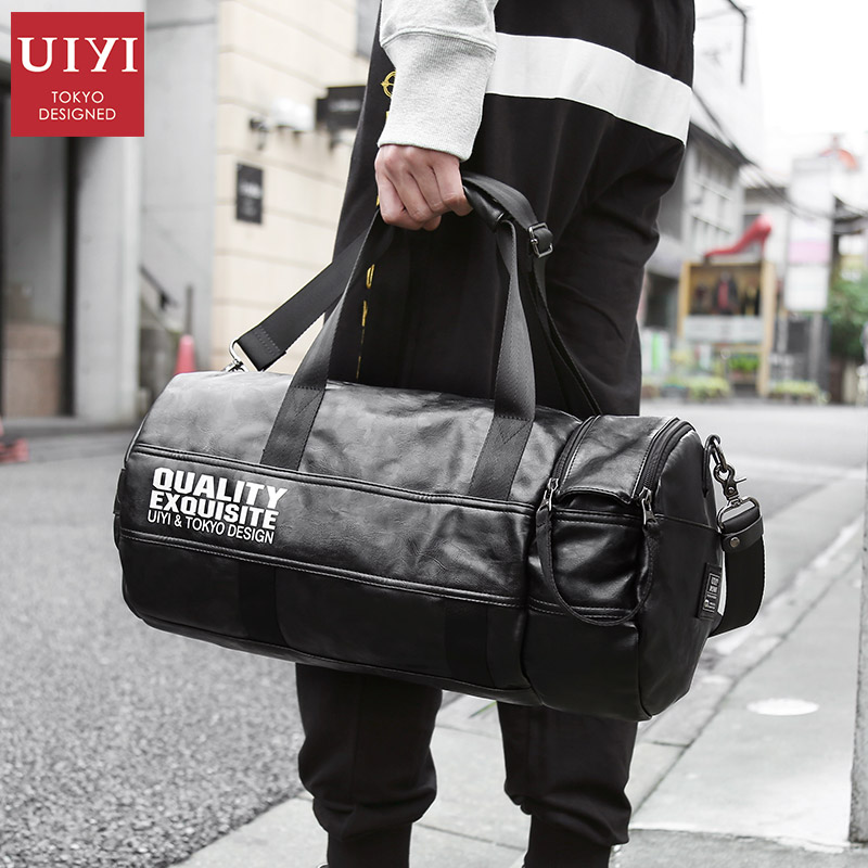 You Yiliangpin Fitness Bag Training Sports Bag Male Cylinder Handbag Travel Bag