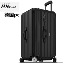 Scratch padded sports section trolley case Universal wheel 30-inch large capacity suitcase Male 28 female luggage 32 inches