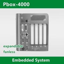Врезанный ИПК#подгонянный раздел ПБОКС-4000 без вентилятора с слотом 4ПКИ ПКИЕ плугабле BOXPC