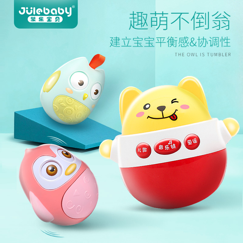 Baby Toys 3-6-12 Months Girls, Babies, Children with Mental Intelligence Music 0-1 Years Old and Less than 7 Years Old