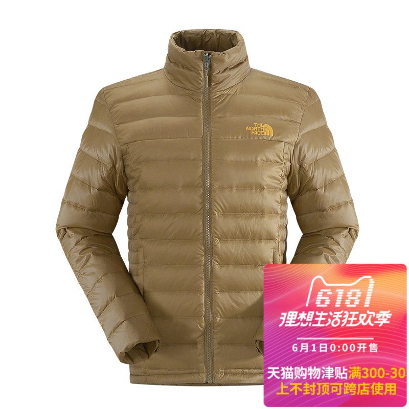 [clearing warehouse] Fall and winter the north face down jacket for men 700 Pengs and 2XXJ