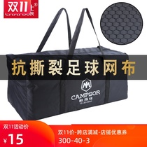 Barbecue box with a black bag outdoor camping camping camping equipment supplies large bag table and chair bag