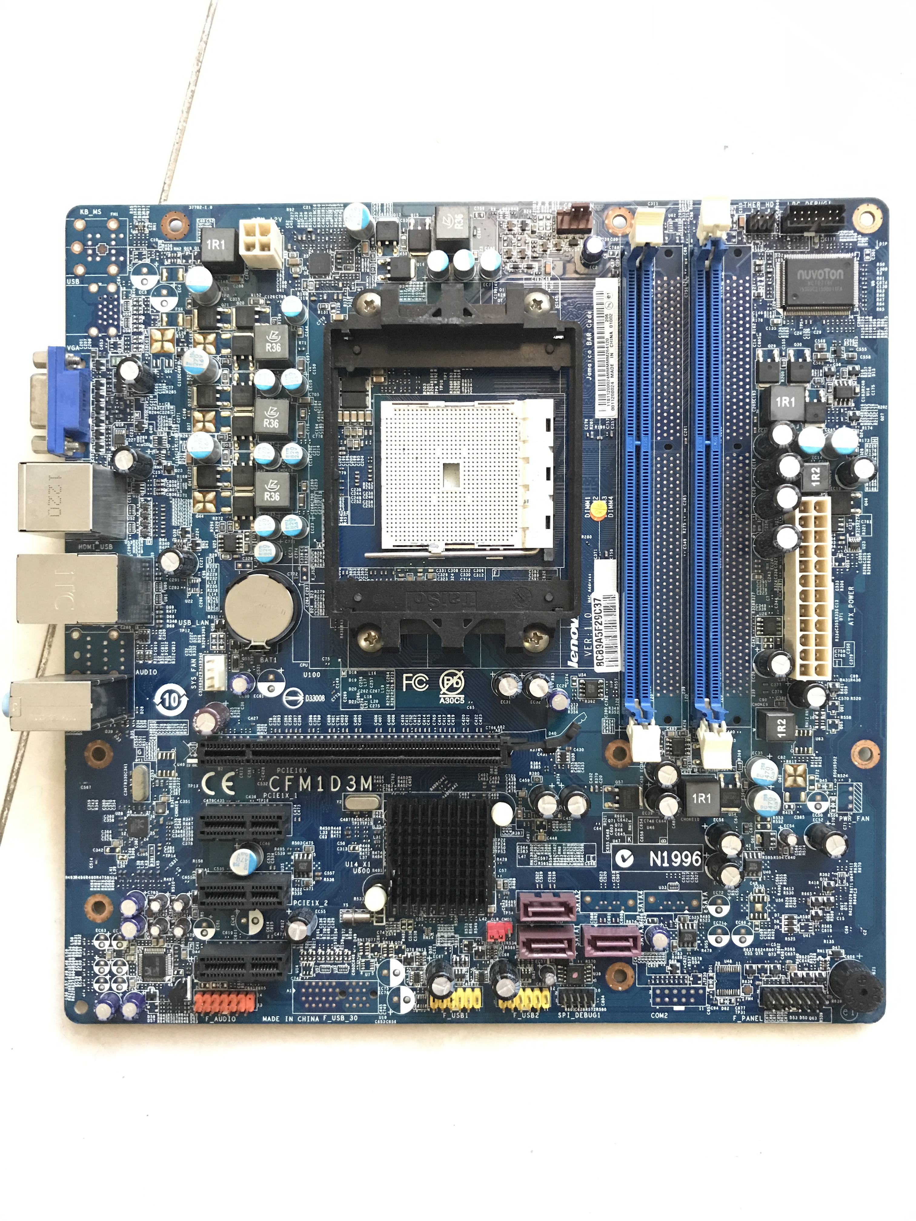 cheap Purchase china agnet Tsinghua Tongfang H61H2-CM motherboard