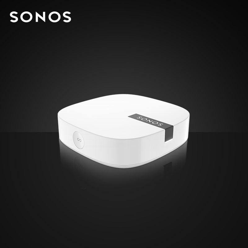 SONOS BOOST Home Intelligent Audio System Component Bridge Independent Encryption Network