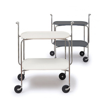 Magis Transit Trolley par David Mellor chariot pliant table dappoint table basse