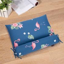 Гречневая шейная подушка для восстановления сна пациента специальная цилиндрическая подушка для защиты шейного отдела позвоночника чтобы помочь спать дома