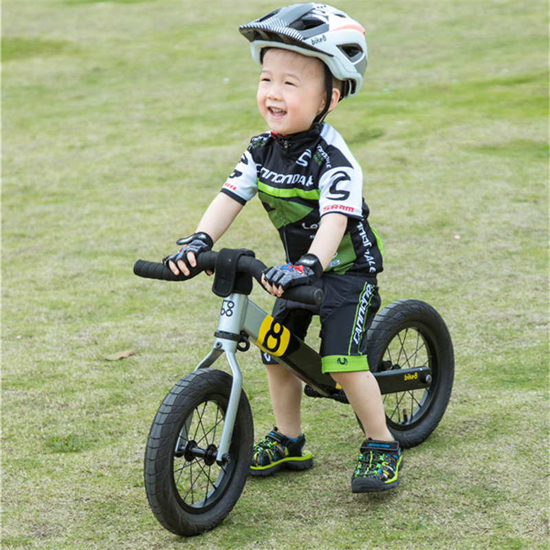 Customized T-shirts for Children's Cycling Wear in Spring and Summer of 2019