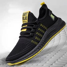 Sport big size sneakers male shoes running