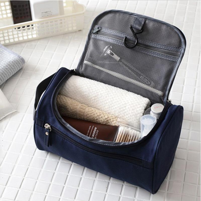Wash kit men wash bag men creative simple portable storage wash bag out of business capacity storage