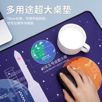 Space Creation China Space Creation No. 5 Fat Five Slipper Pad Thickened Office Home Creative Notebook