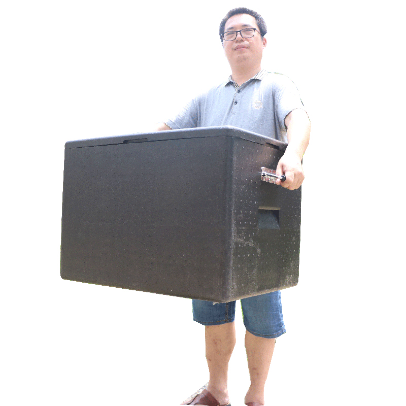 43L108L127 up EPP incubator foam box delivery box refrigerated takeaway distribution box thickening super large.