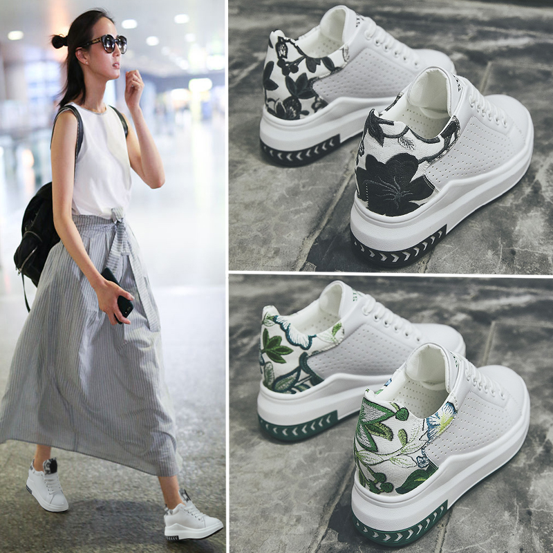 Increase the fashion of women's shoes in autumn of 2019
