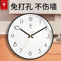 Polaris настенные часы для гостиной скандинавские часы домашние творческие часы современные простые атмосферные подвесные часы модные каменные английские часы