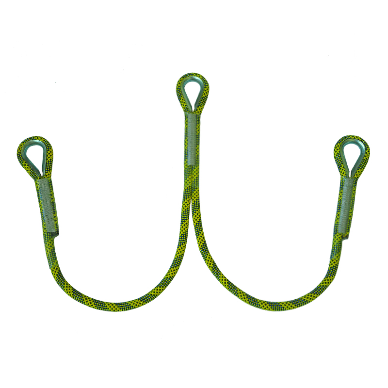 ANPEN An climbing oxtail pull cable fall protection outdoor Climbing rescue equipment aerial work Y05