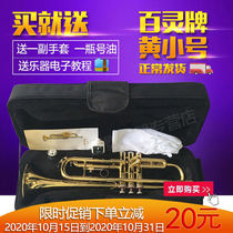Bering small instrument Shanghai pipe instrument factory hundred ling card yellow small M4015JY AJY M4015