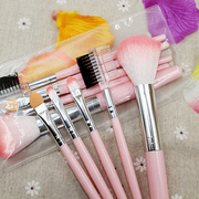 The audience full of 9.9 yuan shipping portable makeup brush powder brush brush brush brush set soft eye shadow brush
