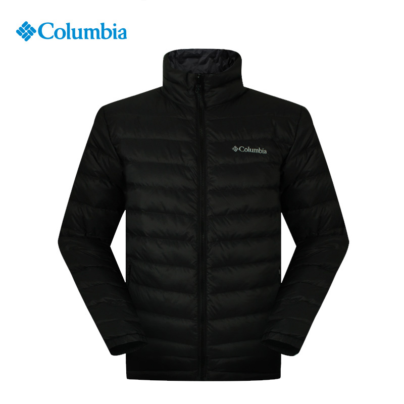 Colombia Down Garment for Men Outdoor Anti-Splash 650 Peng PM5876 in Autumn and Winter