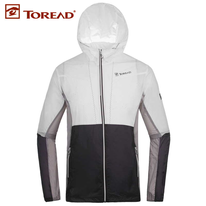 Pathfinder 17 spring and summer outdoor men's ultra-thin breathable skin clothing female TIEF sun protection clothing KAEF81315/82708