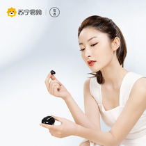 Left point noise reduction hearing aid for the elderly Portable charging deafness Behind the ear Cochlea Young people wireless invisibility