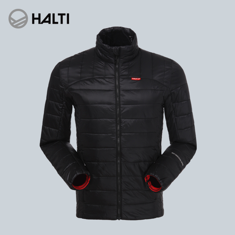 HALTI/HALDI Spring and Autumn Men's and Women's Outdoor Wind-proof, Air-permeable and Heating Close-fitting Coat H055-3540