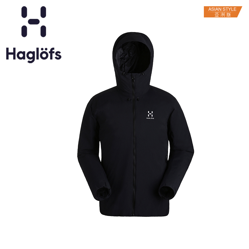 Haglofs matchstick outdoor sports men's windproof rain jacket 603408 Asian version