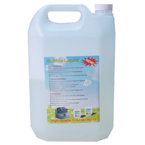 5 liters of bubble oil bubble liquid bubble bubble liquid wedding stage makeup bubble liquid filling machine dedicated