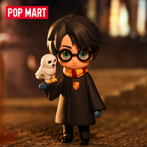 POPMART Bubble Mart Harry Potter Wizarding World Series Blind Box does not support refund authorization