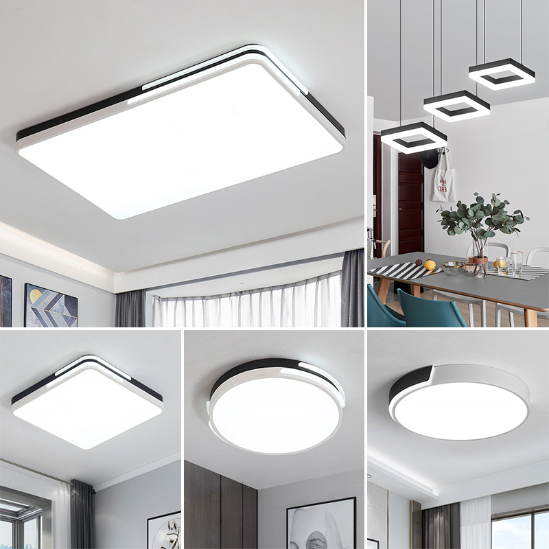 Living room lamp modern compact meal Skycat Elf Intelligence 2019 new air led ceiling bedroom lamps and lanterns