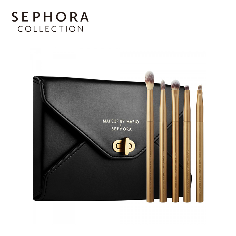 Exclusive new Sephora / Sephora makeup master Mario exclusive brush set brush