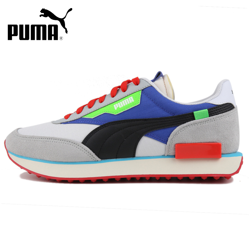 Puma puma men's and women's shoes new sports shoes in spring 2020 low top rider casual shoes 372838